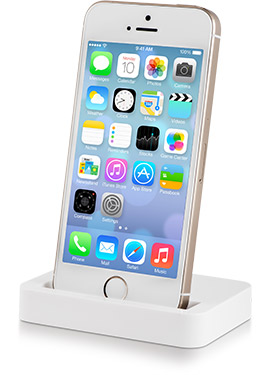 Βάση Dock iPhone 5 & 5s