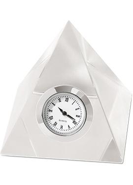 Κρυστάλλινη Πυραμίδα Ρολόι